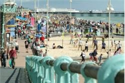 Britons may have urge to go walking in coastal areas