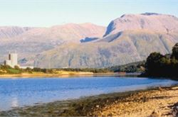 Disabled man in Ben Nevis feat