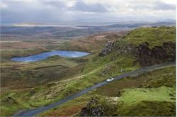 Scottish island to host first mountain festival