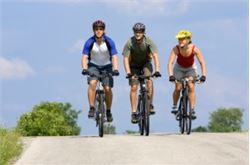 Cyclists get regional route guide