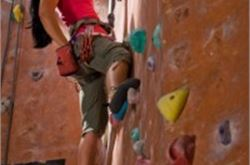 New climbing wall praised