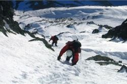 Pair survive Glencoe avalanche