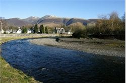 Keswick 'offers some of the Lake District's most iconic views'