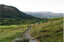 Voting opens for Steall Gorge bid