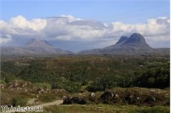 Assynt Festival can highlight mountains