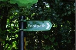 Concerns raised over footpath budget cuts