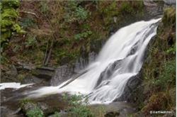 Busy weekend for rescuers around north Wales waterfall