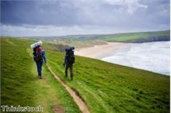 Ramblers in warning over coastal path