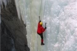 Winter climbing starts in Wales