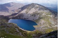 Snowdon climbed for charity