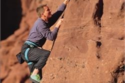 Climbing challenge set for live TV