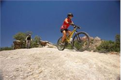 Mountain bike adventure on offer