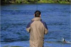 Fly fishing 'presents a challenge of your wits'