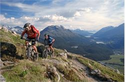 Ban leaves track for walkers and mountain bikers