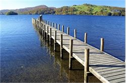 Coniston fundraisers find new lake for swim