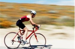 Cycling ride 'could help burn off calories'