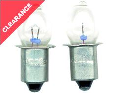 3 Cell CD White ST Bulb