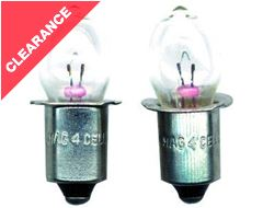 4 Cell CD White ST Bulb