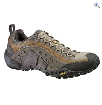 Merrell Intercept Men's Shoes - Size: 13 - Colour: Brown