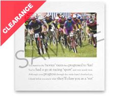 Race Start Greeting Card