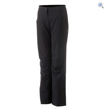 Sprayway Womens All Day Rainpant Waterproof Trousers (Regular)  Size 18  Colour Black