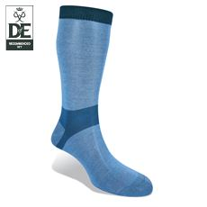 Women's Coolmax Liner Socks, Large (2 pair pack)