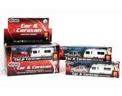 Car and Caravan Toy