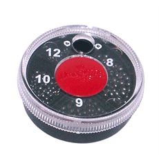 4 Compartment Micro Shot Match Weight