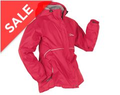 Girls' Monsoon Waterproof Jacket