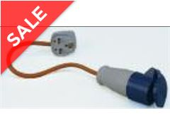 Mains UK Conversion Lead
