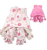 Childrens Fleece Design Set - Girls