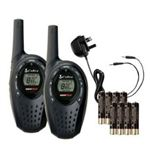 MT600 PMR Two-Way Radio Pack