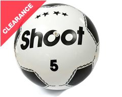 'Shoot' Football