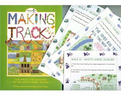 'Making Tracks in the North York Moors'