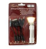 Emergency Phone Charger and Torch
