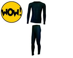 Adult's Snowpro Thermal Ski Set