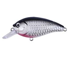 Eco Mini fat plugbait 7cm 12.5g pearl/black