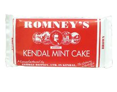 Kendal Mint Cake, Brown (125g)