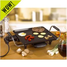 Healthy Griddle