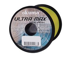 Ultramax Line (4oz, 20lb) Yellow