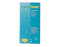 Aquatabs Chemical Cleaner