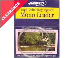 Tapered Mono Leader - 12ft - 2X- 7lb