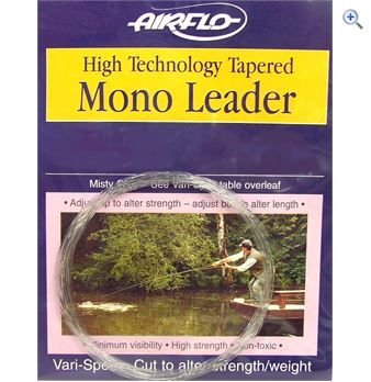 Airflo MT Mono Leader- 12ft- 6X - 3lb