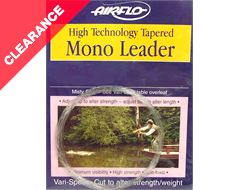 Tapered Mono Leader12ft - 4X - 5lb