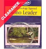 Tapered Mono Leader- 9ft- 6X- 3lb