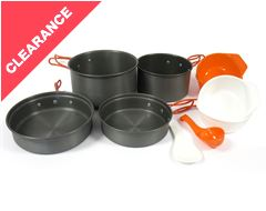 Trail 4 Cookset