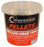 Drilled Crab Pellet 1.2 L Fishing Carp Bait