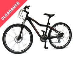 "Men's Stealth DD 2011 Hardtail Mountain Bike (17"" Frame)"