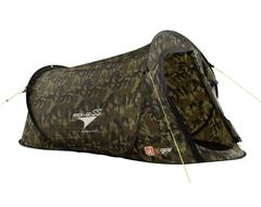 Pitch and GO SS - 2 Berth Pop-Up Tent (Camo Print)