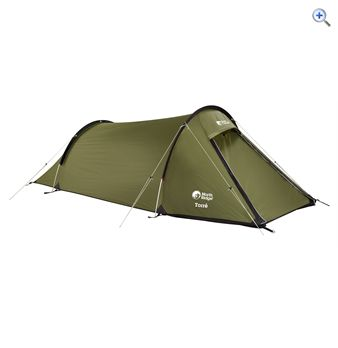 North Ridge Torre - 2 Berth Tent - Colour: Green